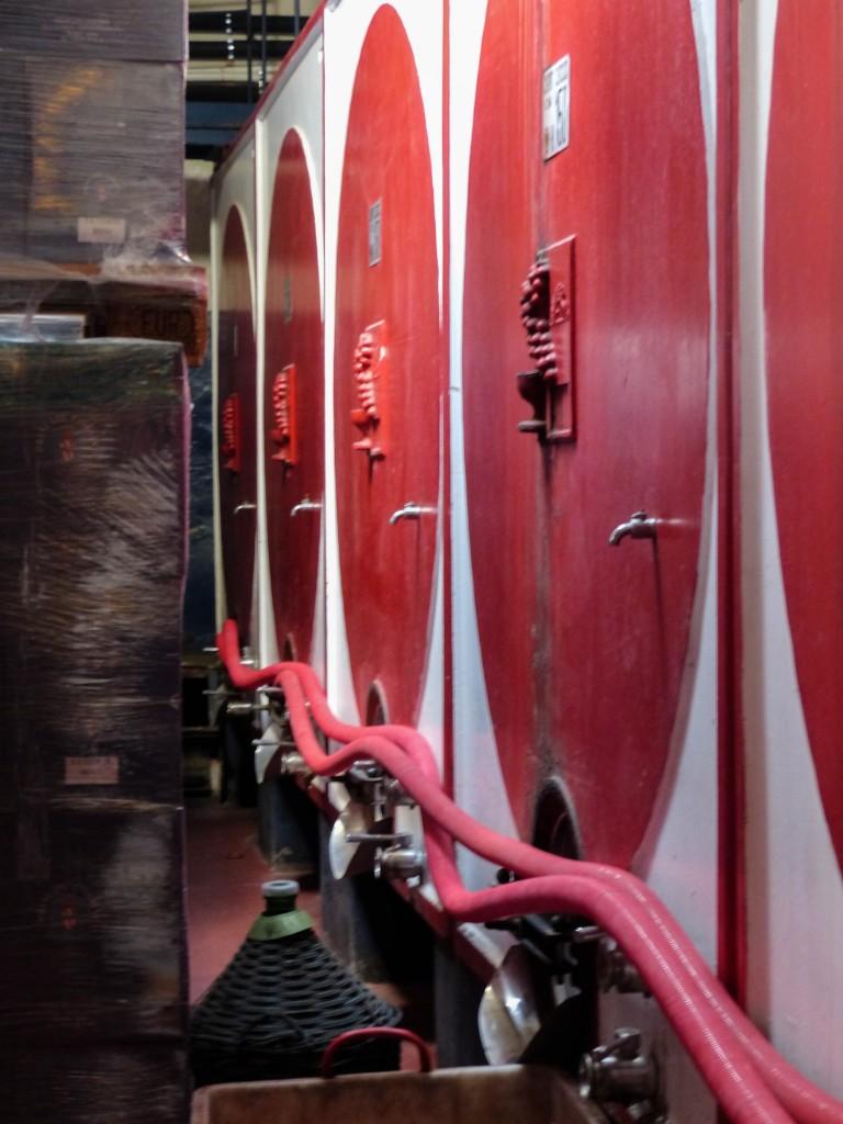 Wine tour Chianti wine