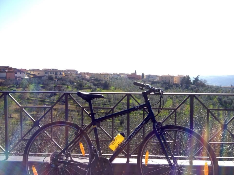Chianti bike tour