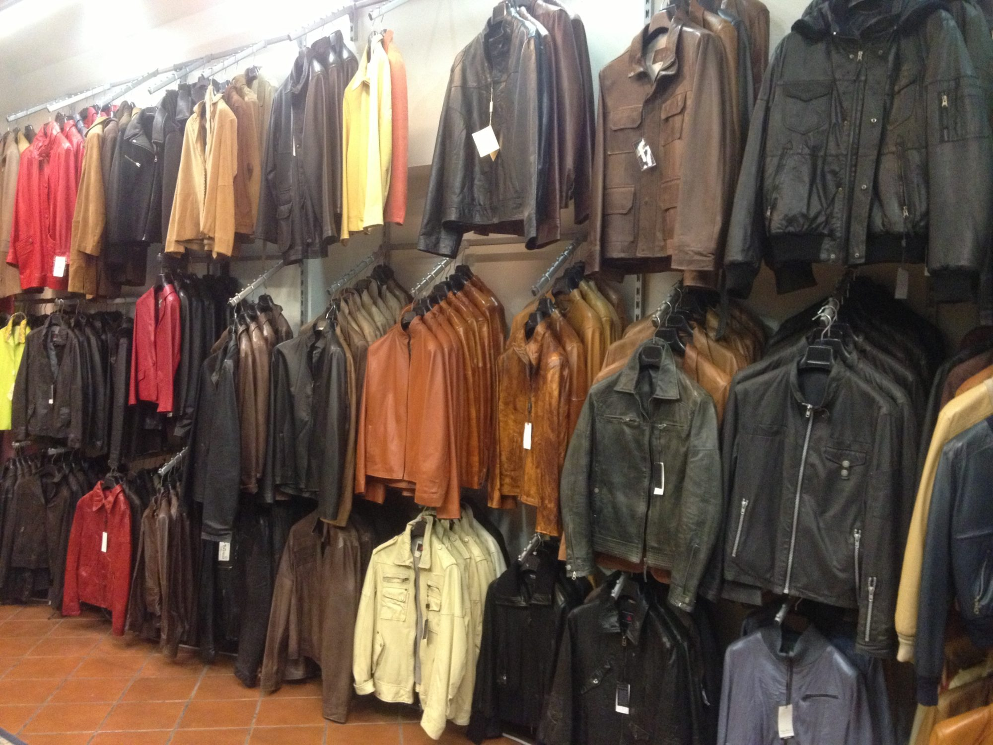 High-Quality and Tailor Made Leather Goods in Florence, Italy ...