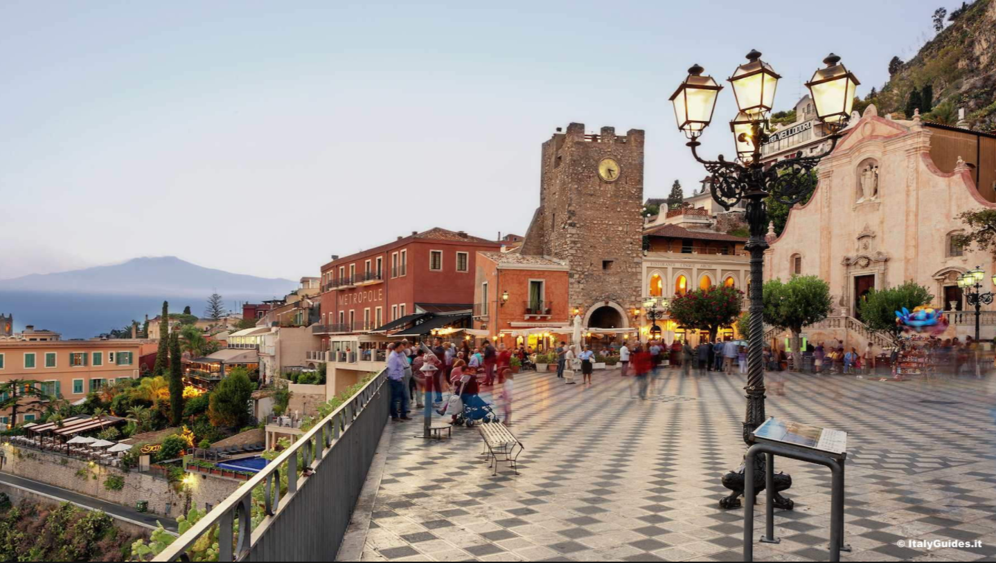 Taormina sicily the food the sites the fun blog for Taormina sicilia