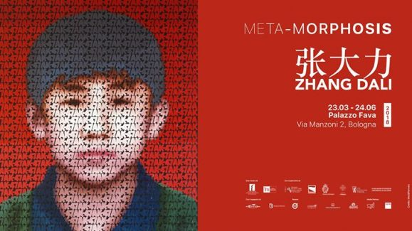 zhang dali anthology at palazzo fava bologna