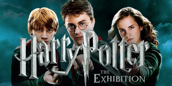 Harry Potter exhibition at Fabbrica Vapore Milano
