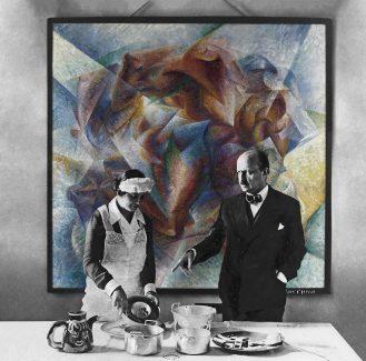 Futuristi a Fondazione Prada Milano