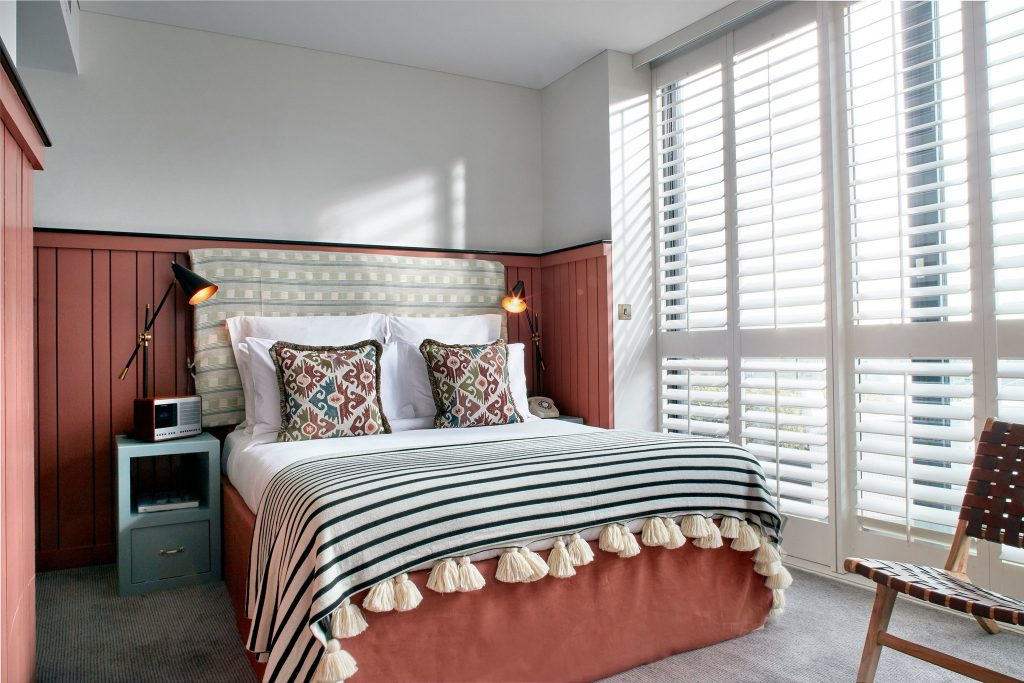 Small Plus Room Soho House Shoreditch