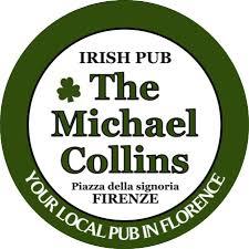 Michael COllins Piazza della Signoria