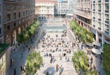 Milan amphitheater birdeye