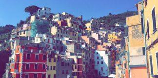 Riomaggoire (june 2018), Cinque Terre