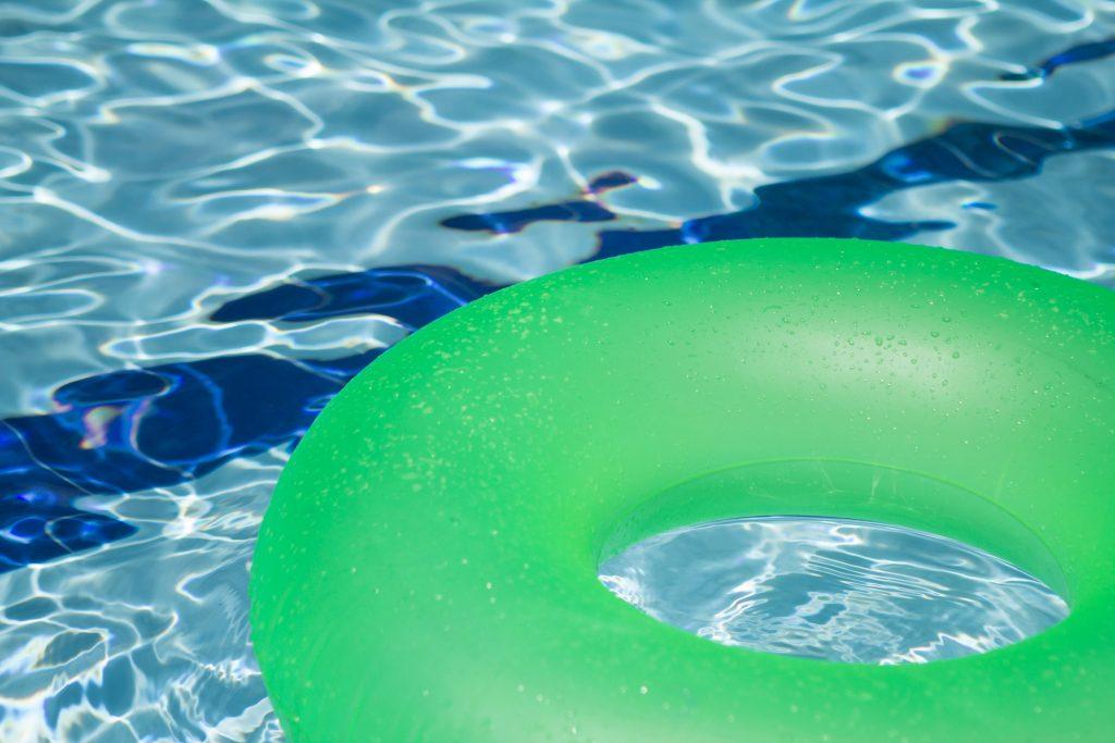 pool side floaty