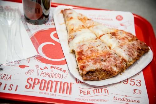 spontini pizza milano