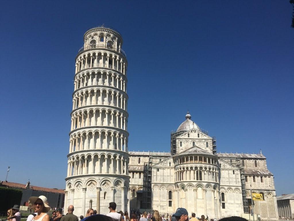 Italian Florence: My Pisa Tour, Tour Of Pisa, Pisa Tour Form Florence Italy