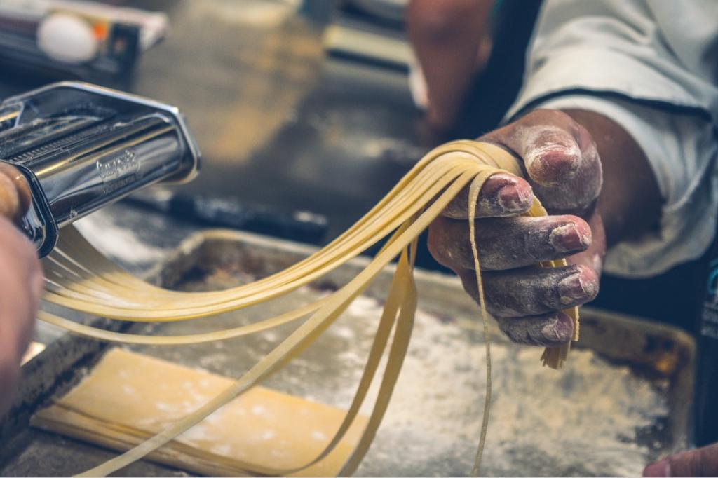 traditional italian food