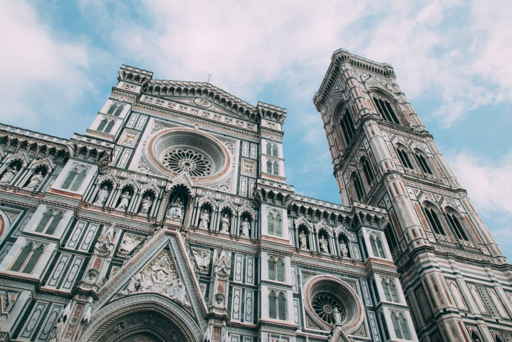 Italian Buildings and Monuments