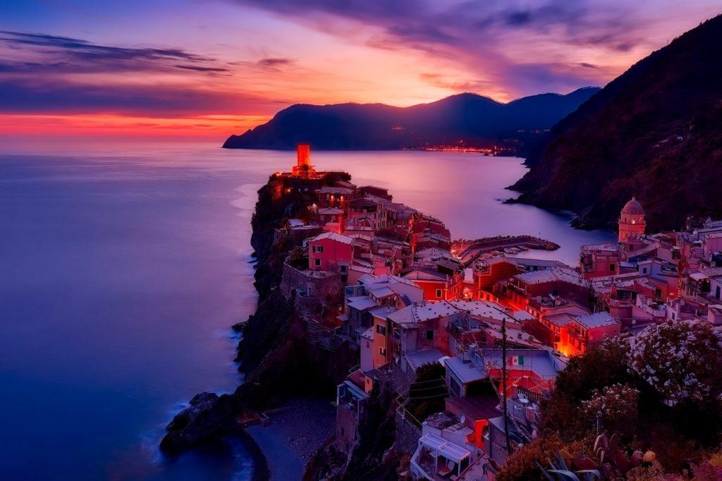 Italy Yoga Destinations