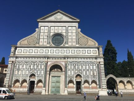 church of santa maria novella