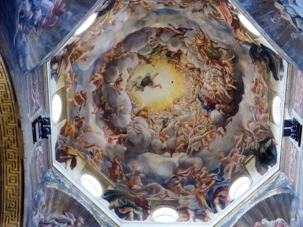 cupola del Coreggio