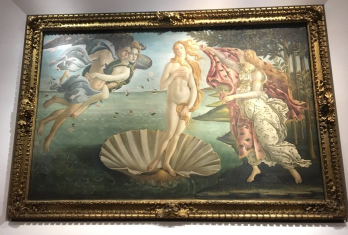 renaissance art history in florence
