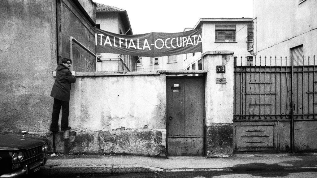 Italian photographer Cesare Colombo