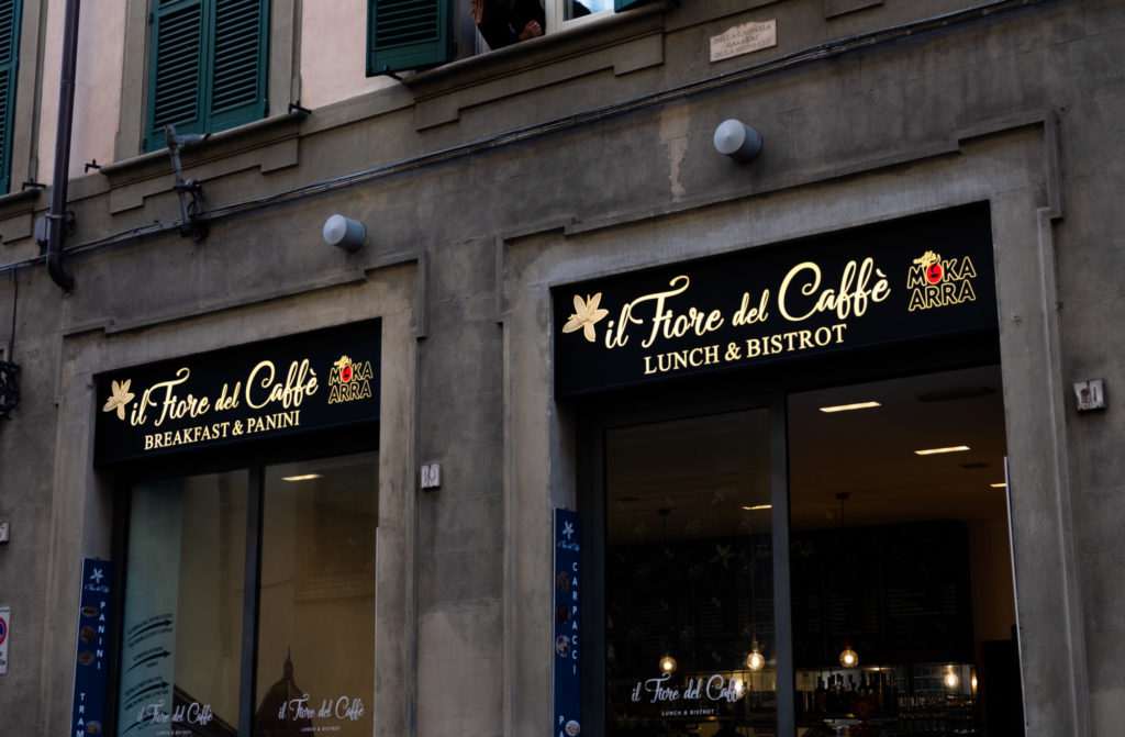 coffe shops florence