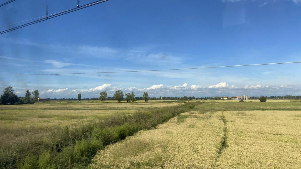 On my way to Vigevano