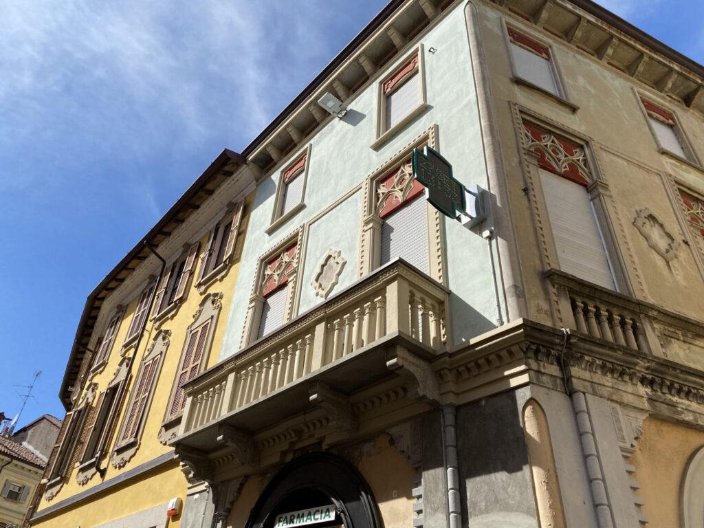 Vigevano Houses