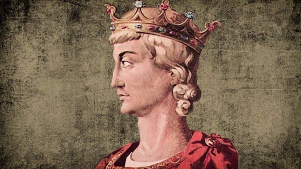 blonde italian emperor