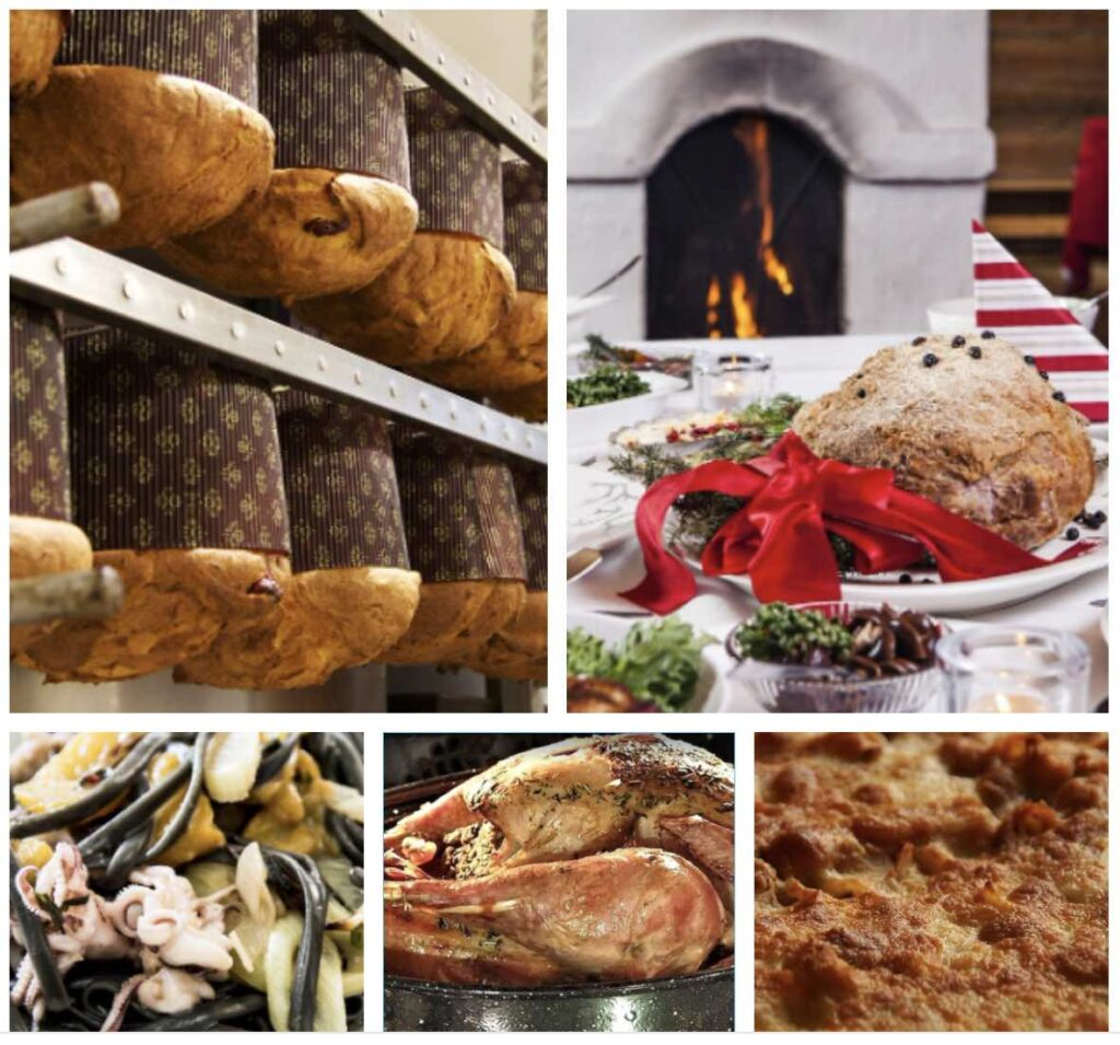 Italian Christmas Lunch