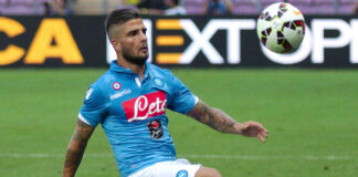 Insigne Italian Naples Football Player