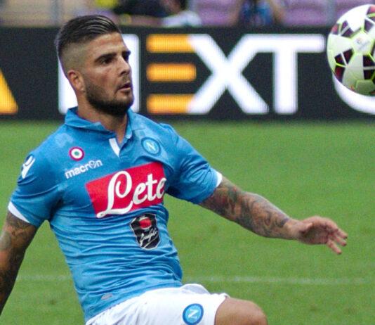 Insigne Italian Naples Football Player