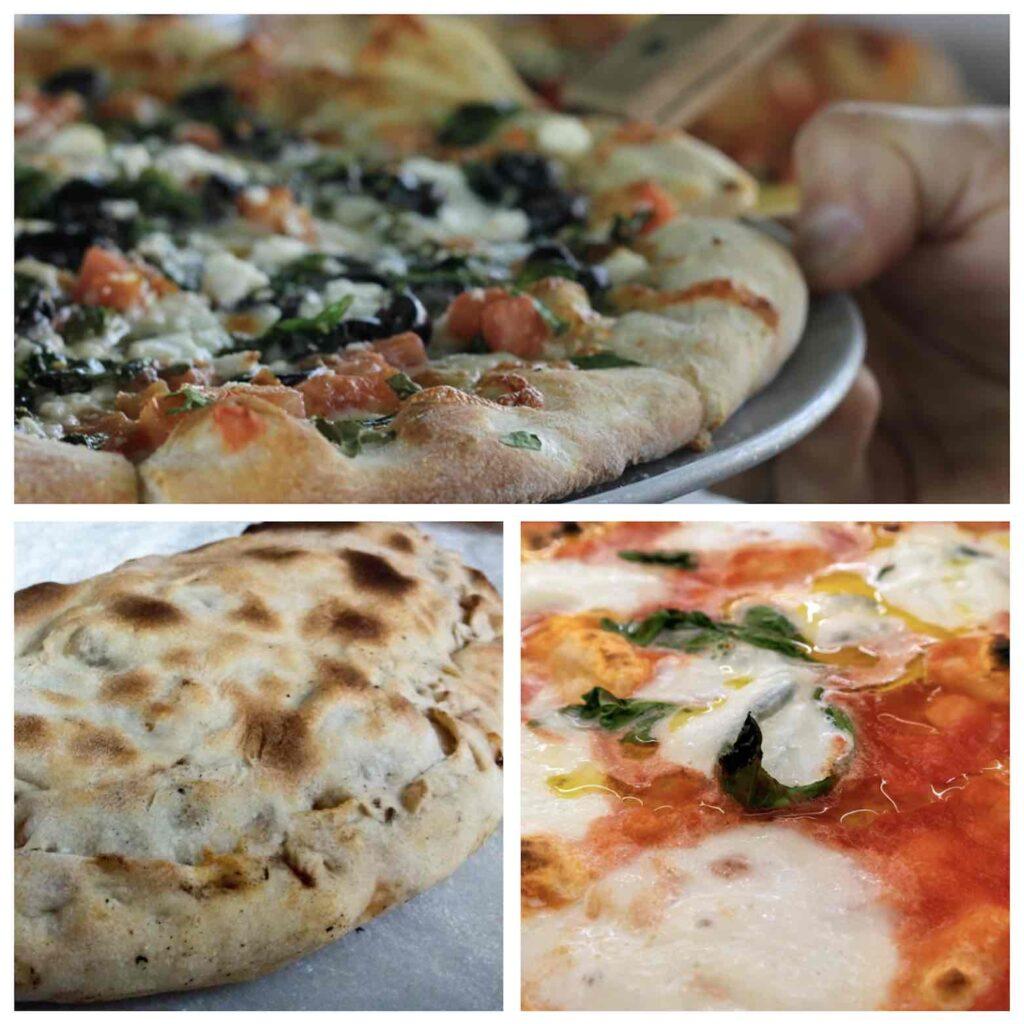 pizza calzone types