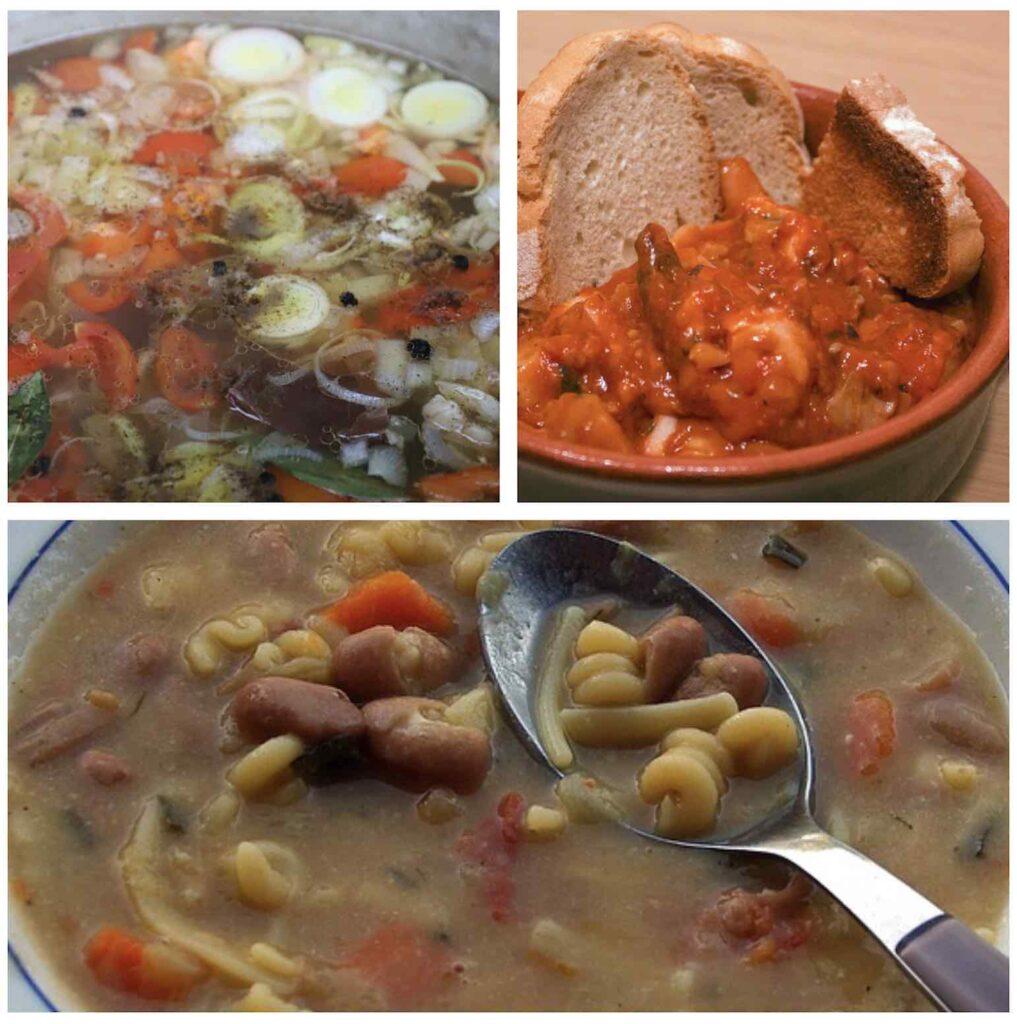 italian soups