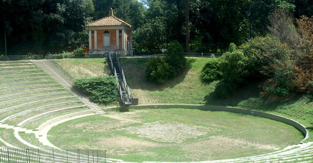 Cascine park florence