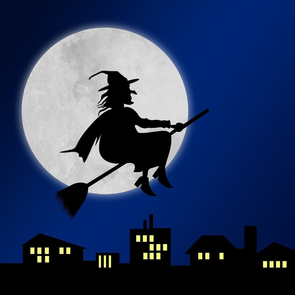 befana christmas ending witch