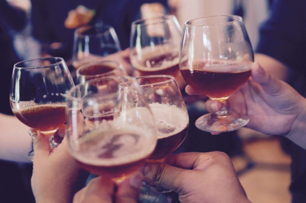 cin cin italian drinking cheers