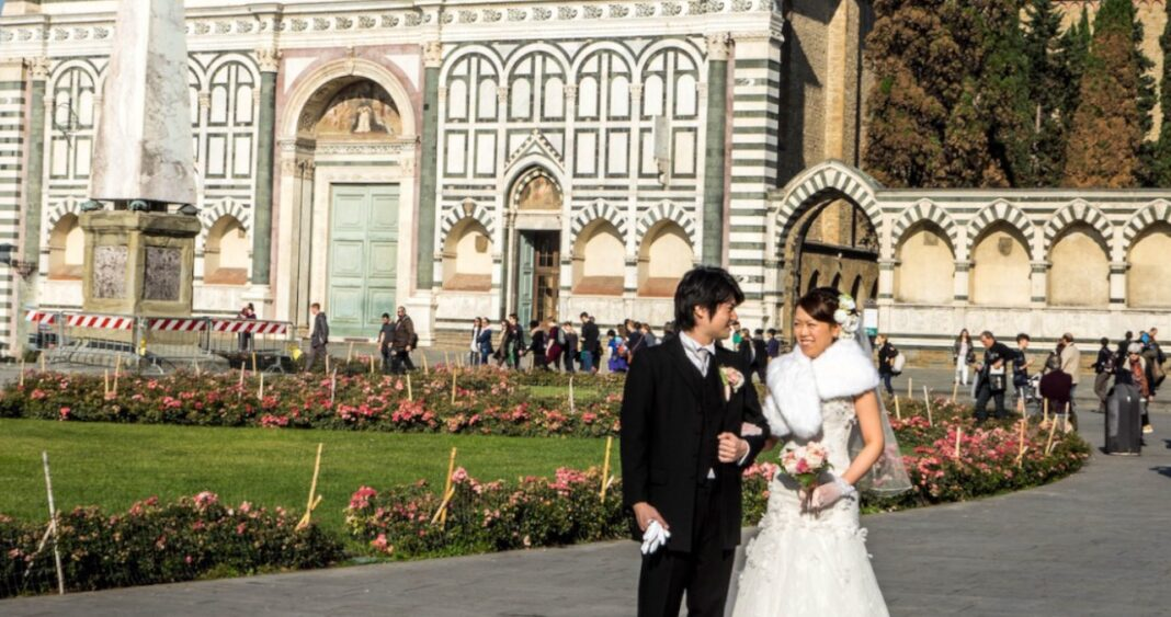 destination wedding italy florence