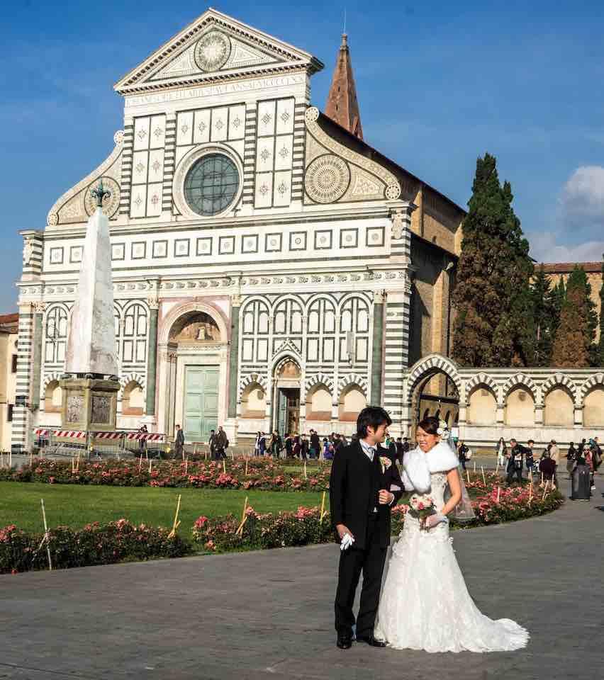 florence destination wedding santa maria novella