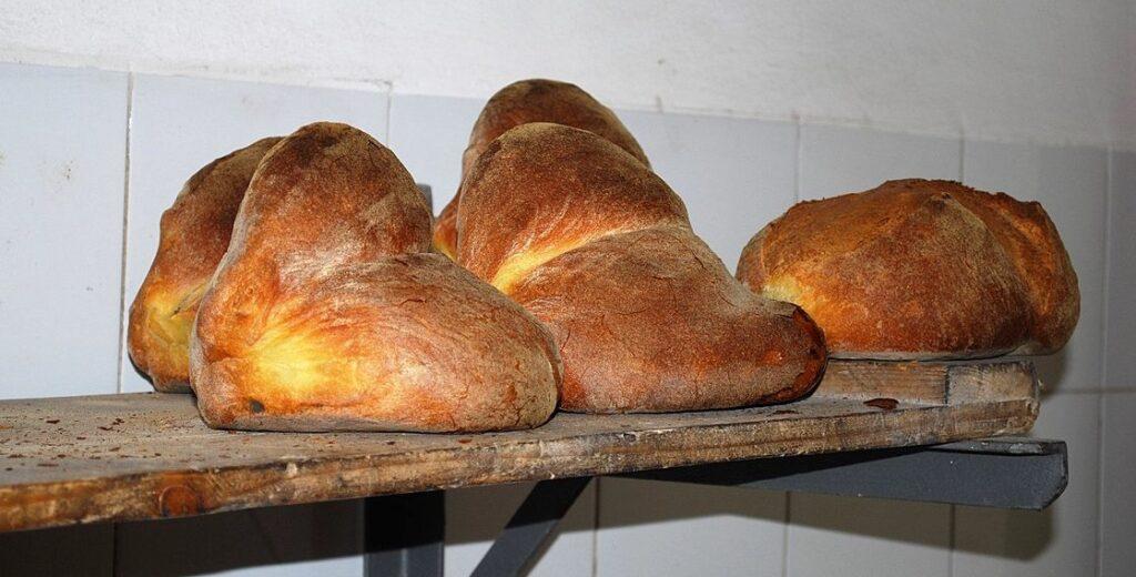 types of Italian bread altamura