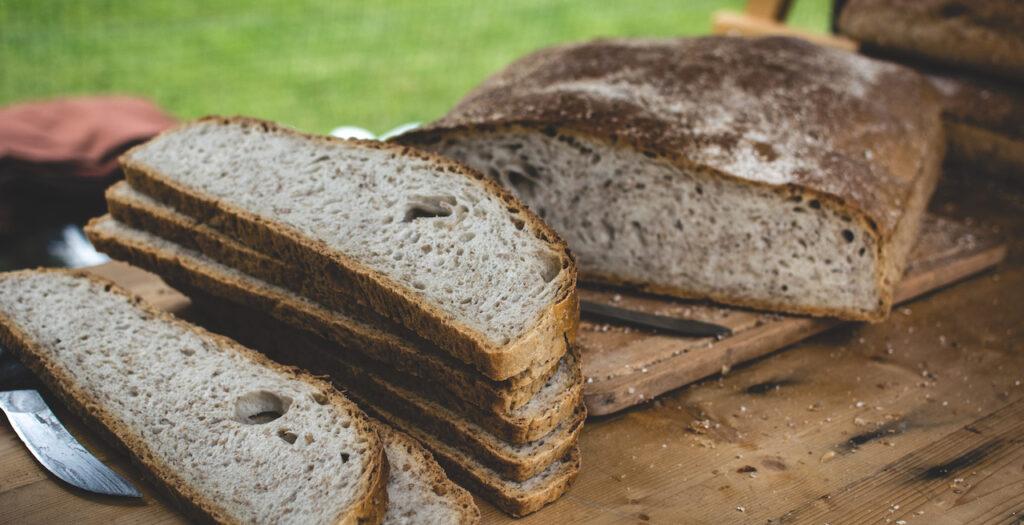 types of Italian bread rye bread