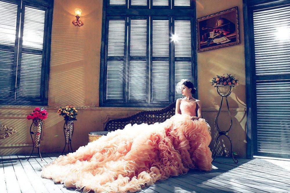 italian wedding dresses examples